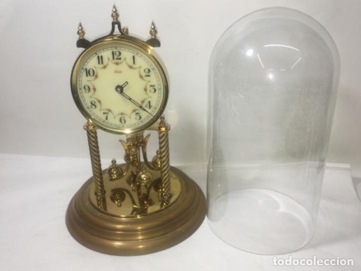 RELOJ DE SOBREMESA CON SU FANAL ORIGINAL (Relojes - Sobremesa Carga Manual)