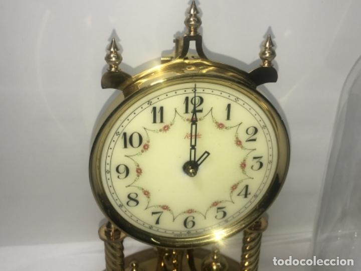 Relojes de carga manual: Reloj de sobremesa con su fanal Original - Foto 7 - 180097963