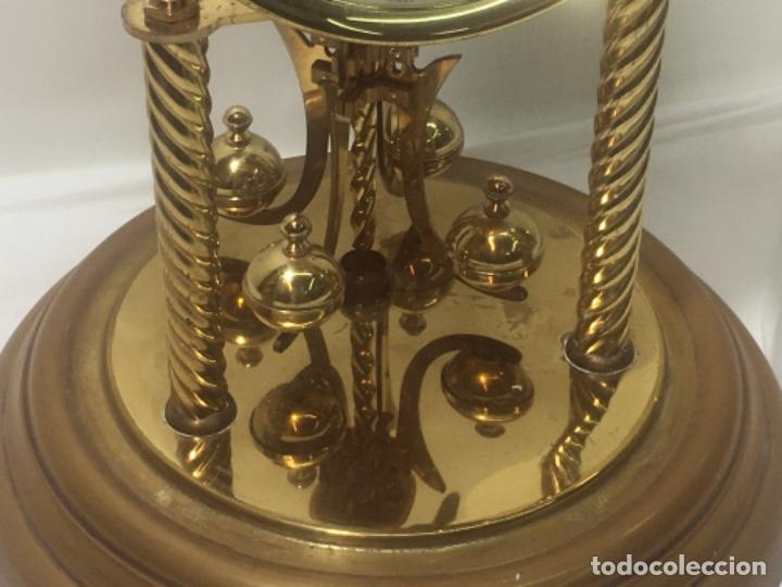 Relojes de carga manual: Reloj de sobremesa con su fanal Original - Foto 9 - 180097963