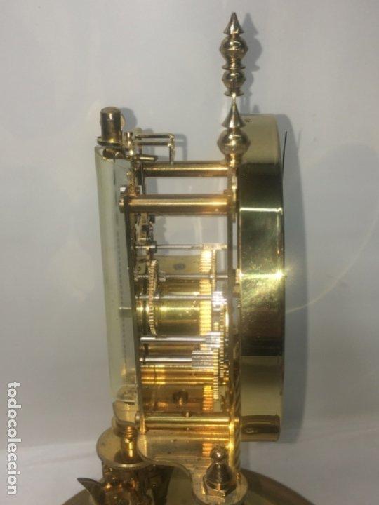 Relojes de carga manual: Reloj de sobremesa con su fanal Original - Foto 13 - 180097963