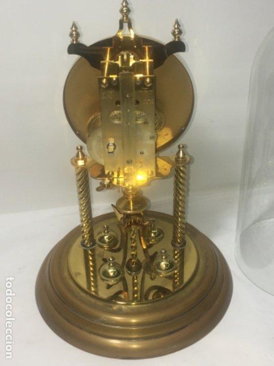 Relojes de carga manual: Reloj de sobremesa con su fanal Original - Foto 14 - 180097963