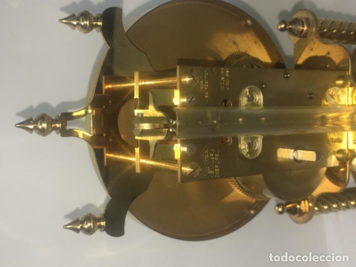 Relojes de carga manual: Reloj de sobremesa con su fanal Original - Foto 16 - 180097963