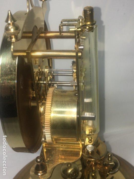 Relojes de carga manual: Reloj de sobremesa con su fanal Original - Foto 18 - 180097963