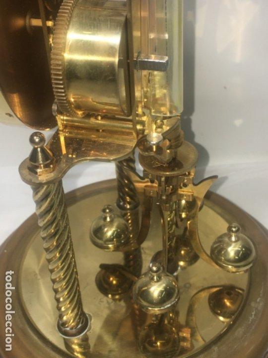 Relojes de carga manual: Reloj de sobremesa con su fanal Original - Foto 19 - 180097963