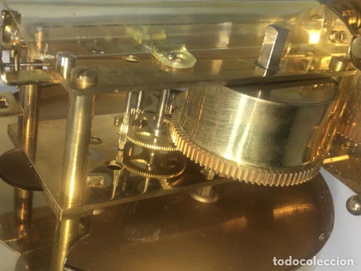 Relojes de carga manual: Reloj de sobremesa con su fanal Original - Foto 20 - 180097963