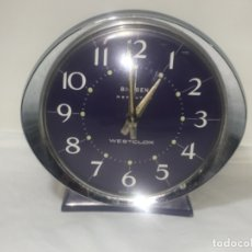 Relojes de carga manual: RELOJ DESPERTADOR DE SOBREMESA ORIGINAL. Lote 180099138