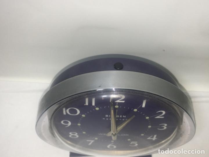 Relojes de carga manual: Reloj despertador de sobremesa Original - Foto 2 - 180099138