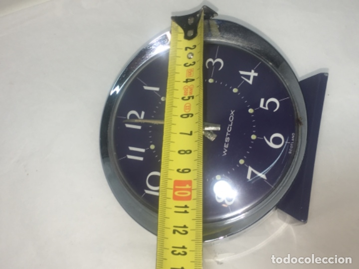 Relojes de carga manual: Reloj despertador de sobremesa Original - Foto 5 - 180099138