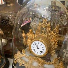 Relojes de carga manual: ANTIGUO RELOJ TIPO FRANCÉS CON FANAL . Lote 180505796