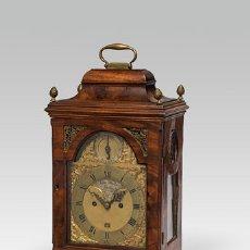 Relojes de carga manual: RELOJ INGLÉS BRACKET POR JOHN TAYLOR SEGUNDO CUARTO DEL SIGLO XVIII. Lote 180878131
