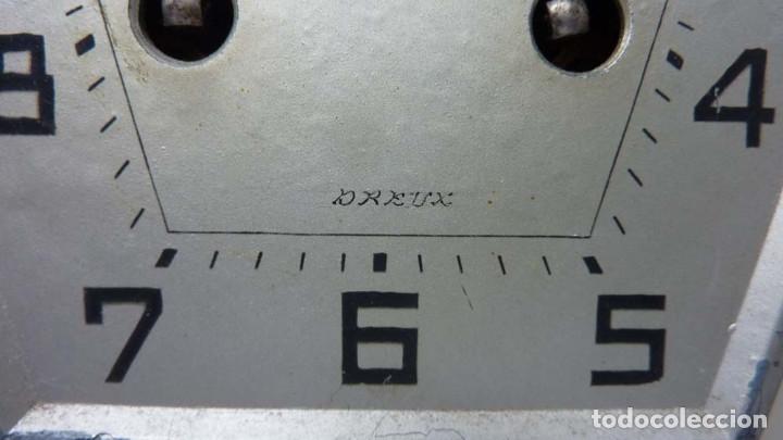 Relojes de carga manual: RELOJ MARMOL, METAL ART DECO - Foto 5 - 181401882