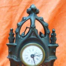 Relojes de carga manual: RELOJ EN FORMA DE CATEDRAL . Lote 181492828