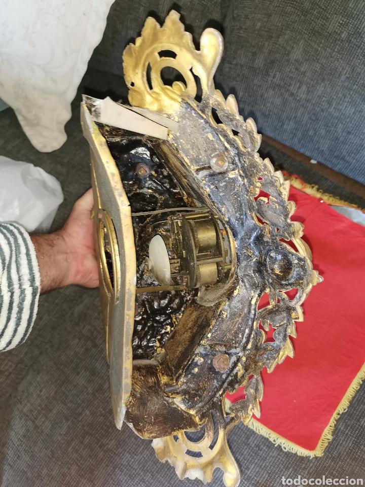 Relojes de carga manual: Reloj francés sobremesa. Siglo XIX. París. Vassy - Foto 10 - 181723303