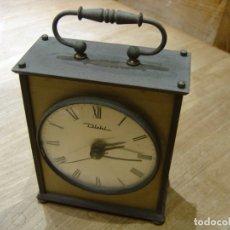 Relojes de carga manual: RELOJ DE SOBREMESA DIEHL. LEER DESCRIPCIÓN.. Lote 181953488