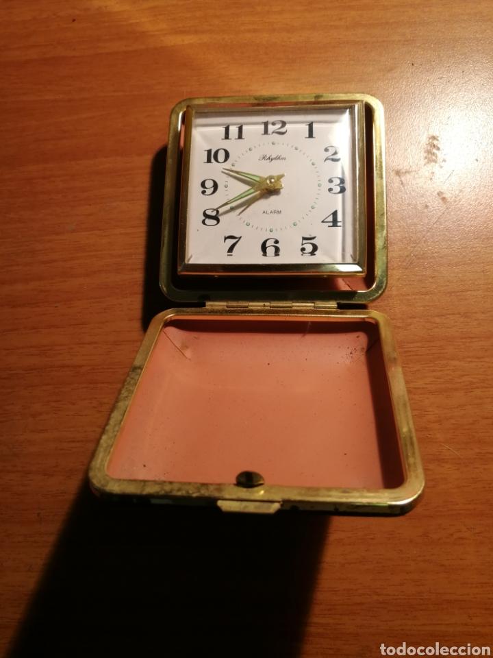 Relojes de carga manual: Reloj despertador rhythm - Foto 2 - 181984853