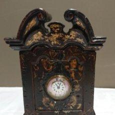 Relojes de carga manual: RELOJ POLICROMADO ESFERA ESMALTES S. XVIII.. Lote 182520308