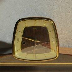 Relojes de carga manual: CARILLON ALEMAN DE SOBREMESA SARS. Lote 182635327
