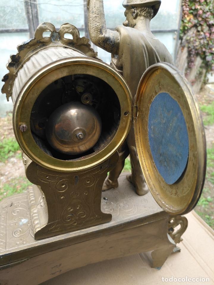 Relojes de carga manual: RELOJ CALAMINA CON CABALLERO - Foto 10 - 182670736