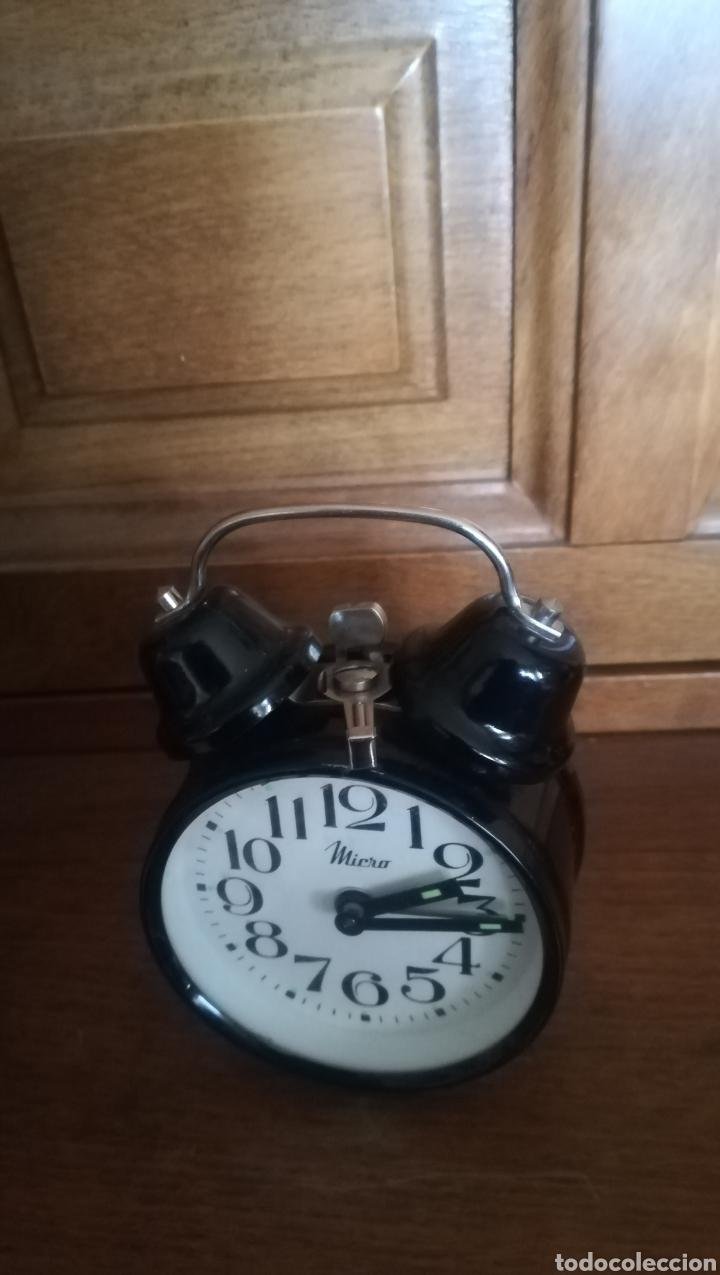 Relojes de carga manual: Reloj despertador, MICRO - Foto 2 - 182689372