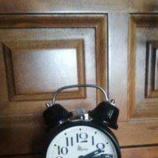 Relojes de carga manual: RELOJ DESPERTADOR, MICRO. Lote 182689372