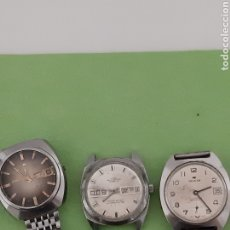 Relojes de carga manual: RELOJES PARA DESPIECE. Lote 182736652