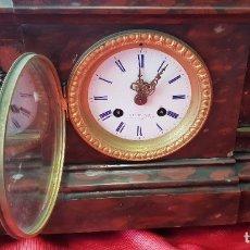 Relojes de carga manual: ESPECTACULAR RELOJ DE CUERDA FERDINAND BARBEDIENNE. Lote 182841853