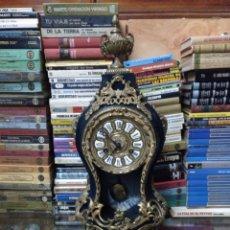 Relojes de carga manual: RELOJ DE SOBREMESA INGLÉS FUNCIONA. Lote 183007843