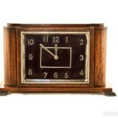 Relojes de carga manual: RELOJ ART DECO. Lote 183745856