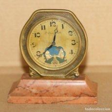 Relojes de carga manual: RELOJ SUIZO CON AUTÓMATA SIGLO XIX. Lote 183845707