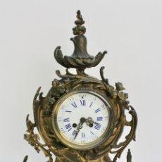 Relojes de carga manual: RELOJ FRANCES DE BRONCE. S.XIX.. Lote 184059202