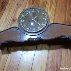 Relojes de carga manual: RELOJ DE CHIMENEA. AÑOS 40. Lote 195366995