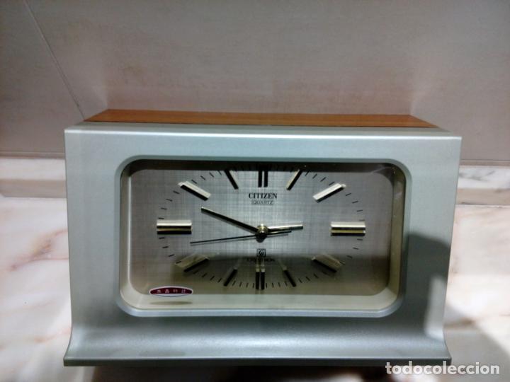 Relojes de carga manual: RELOJ DE SOBREMESA CITIZEN CRYSTRON QUARZO - Foto 3 - 184279766