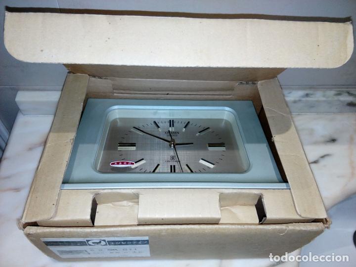 Relojes de carga manual: RELOJ DE SOBREMESA CITIZEN CRYSTRON QUARZO - Foto 7 - 184279766