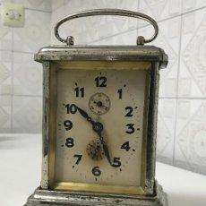 Relojes de carga manual: RELOJ DE CARRUAJE, RELOJ DE CARRETA. . Lote 184301652