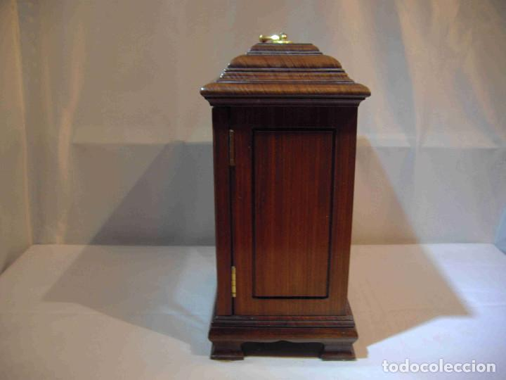 Relojes de carga manual: RELOJ MESA URNA MADERA - Foto 2 - 184380896