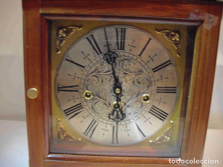 Relojes de carga manual: RELOJ MESA URNA MADERA - Foto 4 - 184380896