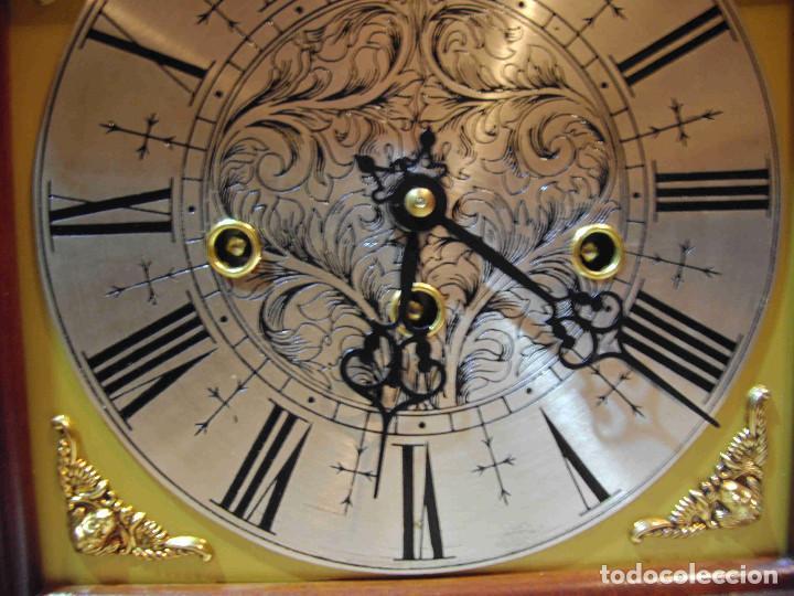 Relojes de carga manual: RELOJ MESA URNA MADERA - Foto 5 - 184380896