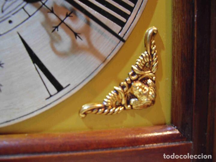Relojes de carga manual: RELOJ MESA URNA MADERA - Foto 6 - 184380896
