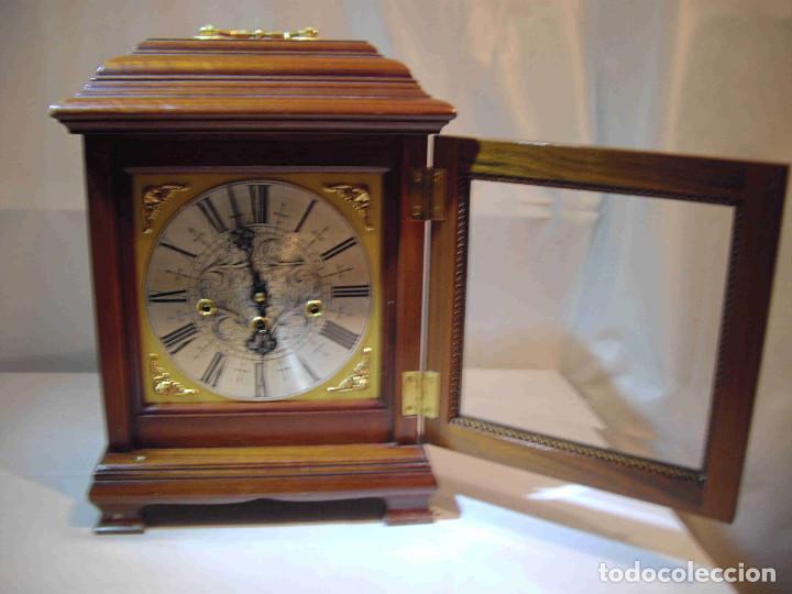 Relojes de carga manual: RELOJ MESA URNA MADERA - Foto 8 - 184380896