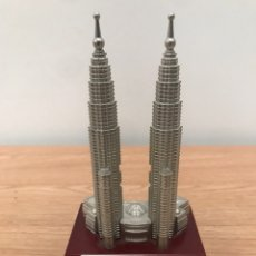 Relojes de carga manual: RELOJ MALAYSIA PETRONAS DECORATIVO. Lote 184431540