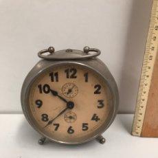 Relojes de carga manual: ANTIGUO RELOJ DESPERTADOR. Lote 184860308