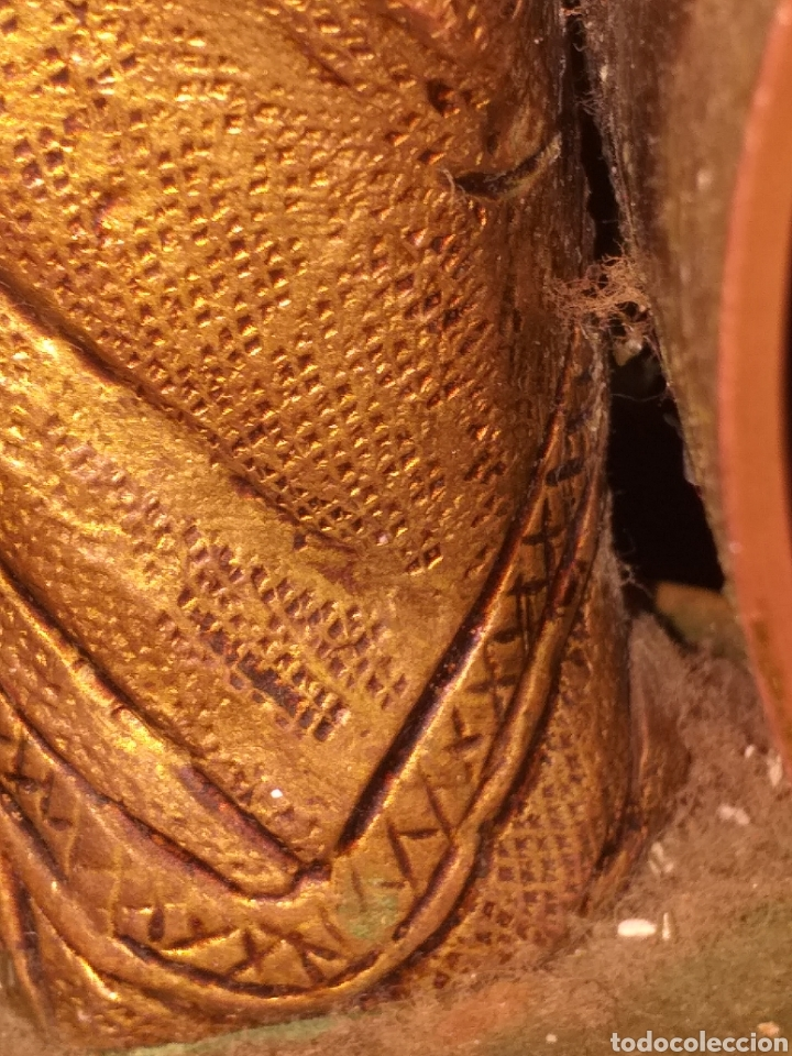 Relojes de carga manual: Reloj de bronce pegada en mármol - Foto 12 - 186189853