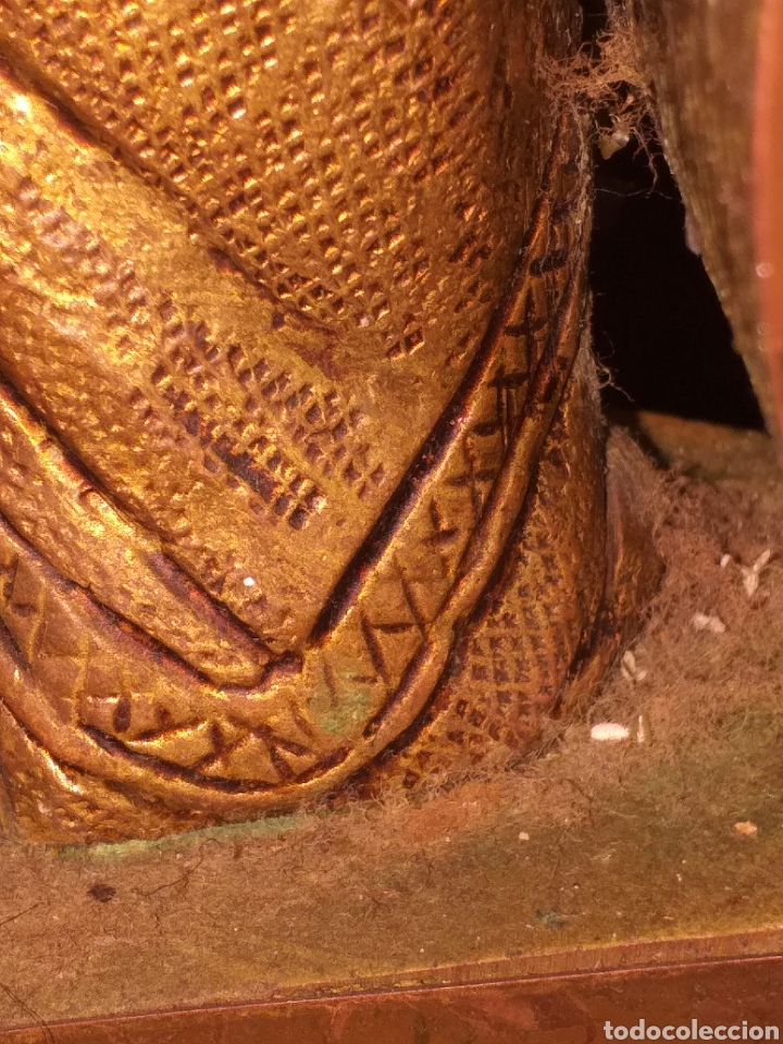 Relojes de carga manual: Reloj de bronce pegada en mármol - Foto 13 - 186189853