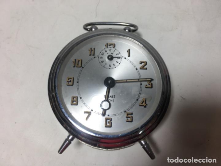 RELOJ FUNCIONA. R80 (Relojes - Sobremesa Carga Manual)