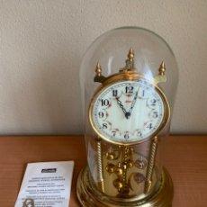 Relojes de carga manual: RELOJ KUNDO 400 DÍAS. (ANNIVERSARY CLOCK). Lote 187432945