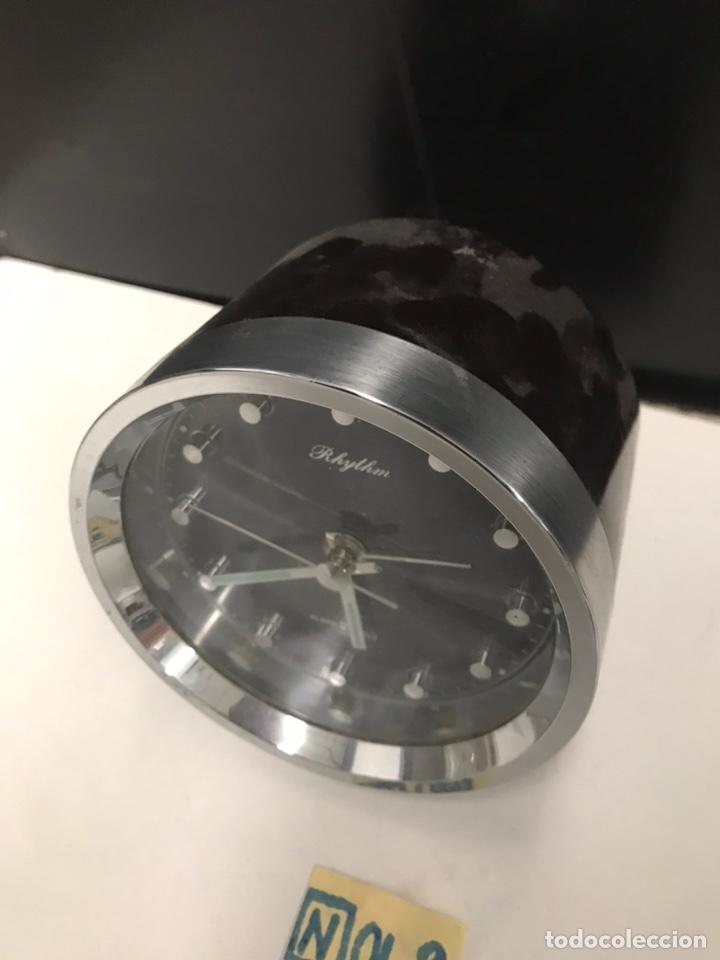 Relojes de carga manual: Reloj de mesa Rhythm - Foto 2 - 188499560