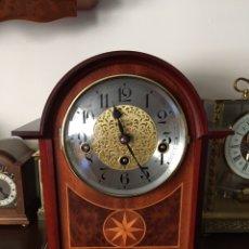 Relojes de carga manual: RELOJ DE SOBREMESA HERMLE WESTMINSTER. Lote 190198211