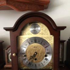 Relojes de carga manual: RELOJ SOBREMESA HERMLE WESTMINSTER 2003. Lote 190327440