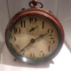 Relojes de carga manual: WESTCLOX BIG BEN ALARM CLOCK - DESPERTADOR VINTAGE. Lote 190632962