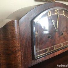 Relojes de carga manual: RELOJ DE SOBREMESA EN PERFECTO ESTADO. Lote 190699910